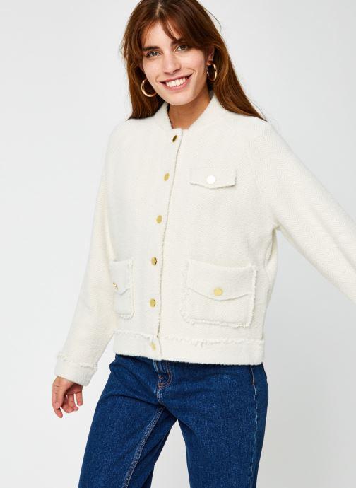 Vêtements Accessoires Wew lurex knit bomber