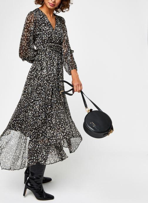 Vêtements Suncoo Chamila Noir vue bas / vue portée sac