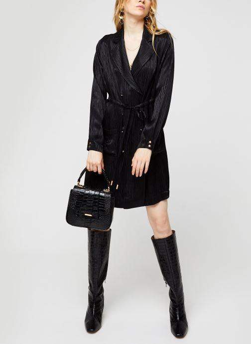 Vêtements Suncoo Colombe Noir vue bas / vue portée sac