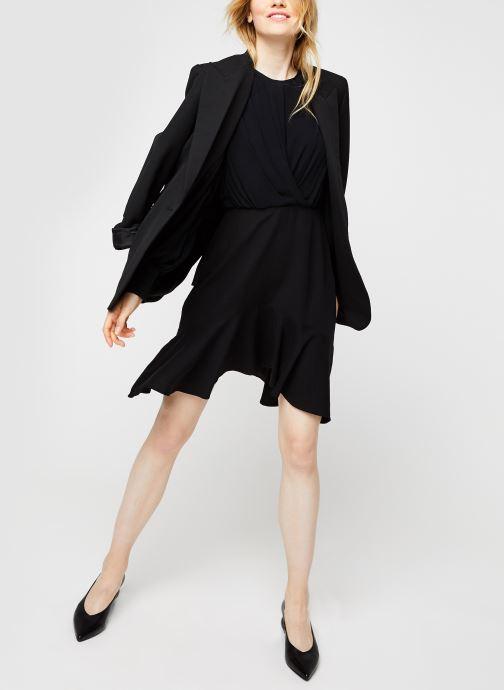 Vêtements Suncoo Carlota Noir vue bas / vue portée sac
