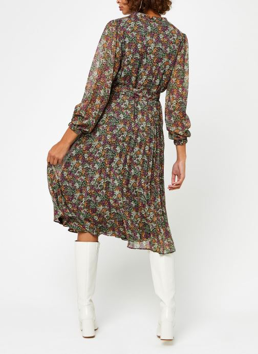 Vêtements Suncoo Coralie Multicolore vue portées chaussures