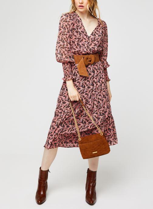 Vêtements Suncoo Chalva Rose vue bas / vue portée sac