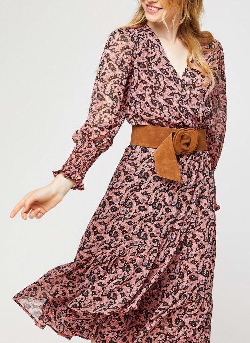 Vêtements Suncoo Chalva Rose vue détail/paire