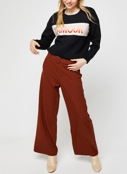 Vêtements Suncoo Janig Marron vue bas / vue portée sac
