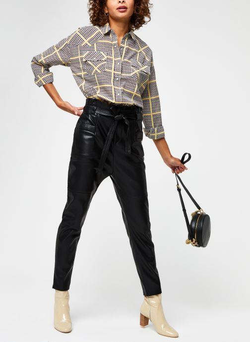 Vêtements Suncoo Jolly Noir vue bas / vue portée sac