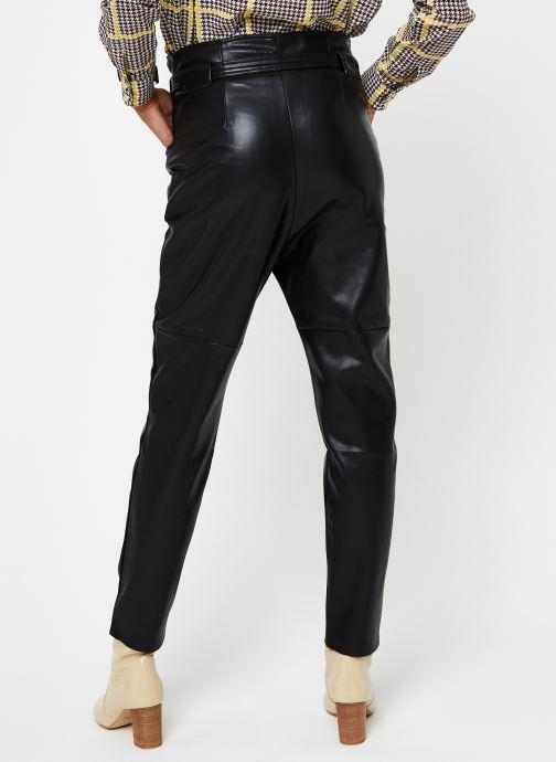 Vêtements Suncoo Jolly Noir vue portées chaussures
