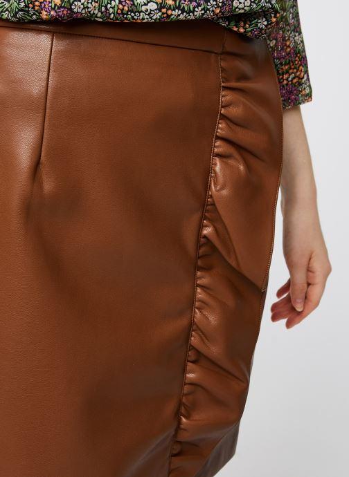 Suncoo Jupe mini - Fina (Marron) - Vêtements chez Sarenza (451753) eDqEM