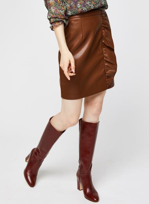 Vêtements Suncoo Fina Marron vue détail/paire