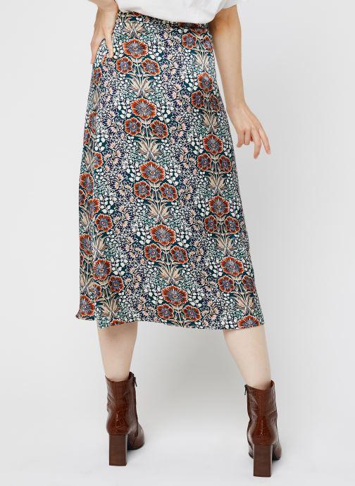 Vêtements Suncoo Fiona Vert vue portées chaussures