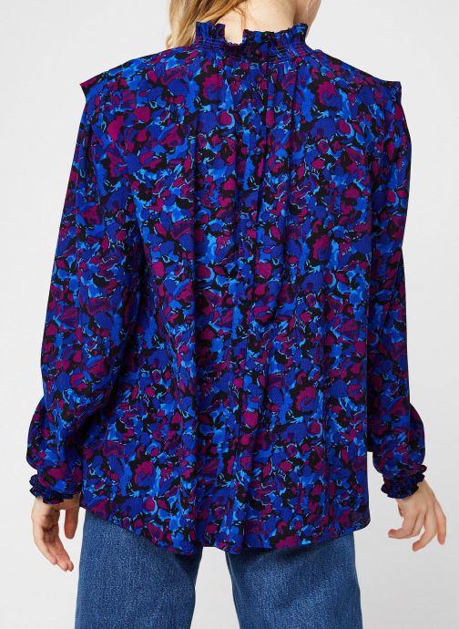Vêtements Suncoo Lea Bleu vue portées chaussures
