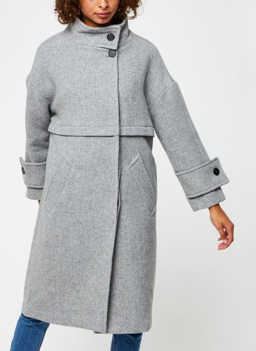 Vêtements Suncoo Evora Gris vue droite