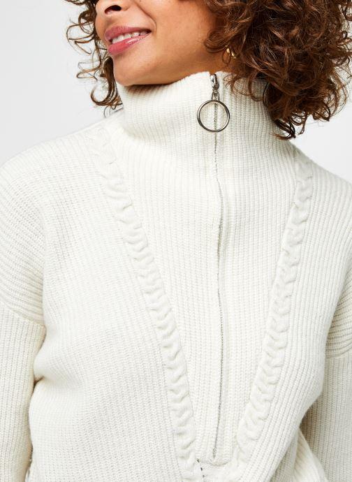 Vêtements Suncoo Pilow Blanc vue face