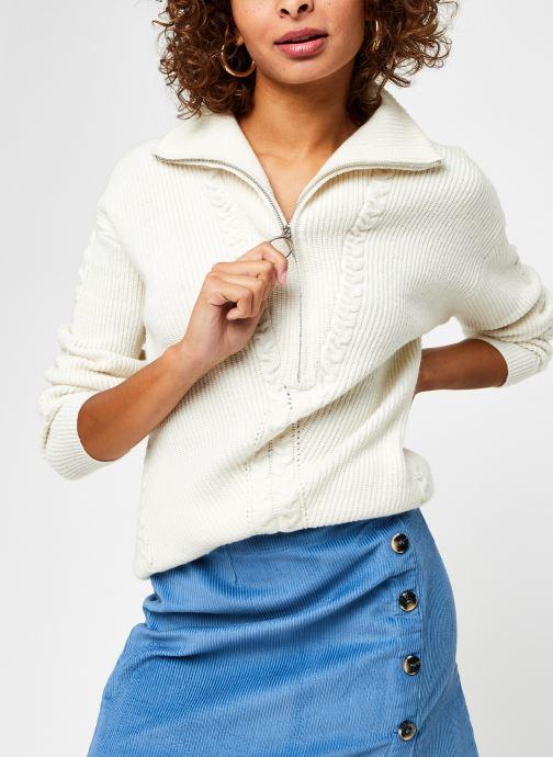 Vêtements Suncoo Pilow Blanc vue détail/paire