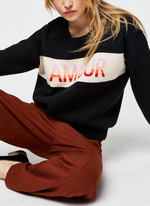 Vêtements Suncoo Pasco Noir vue détail/paire