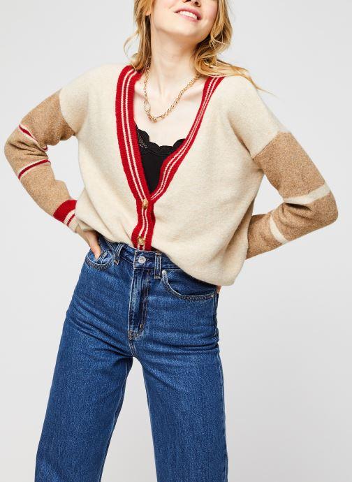 Vêtements Suncoo Garbis Beige vue détail/paire