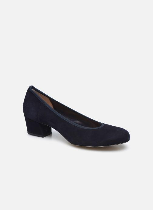 Zapatos de tacón Perlato 10518 Azul vista de detalle / par