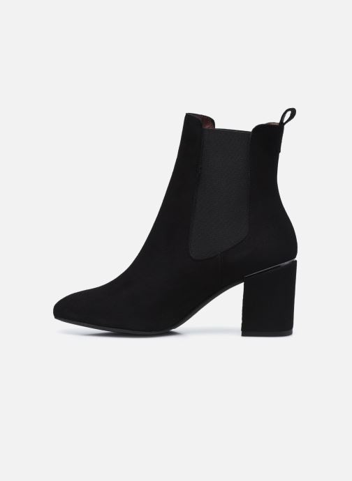 Stiefeletten & Boots Perlato 11560 schwarz ansicht von vorne