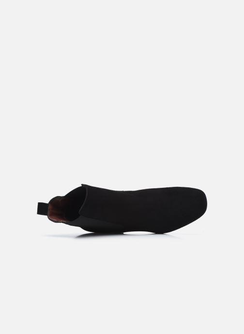 Stiefeletten & Boots Perlato 11560 schwarz ansicht von links