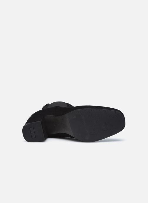 Stiefeletten & Boots Perlato 11560 schwarz ansicht von oben
