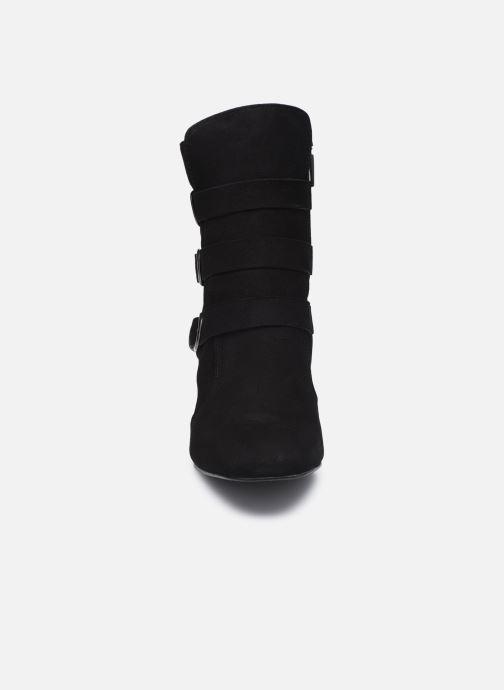 Bottines et boots Perlato 11561 Noir vue portées chaussures