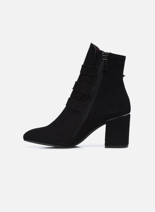 Bottines et boots Perlato 11561 Noir vue face