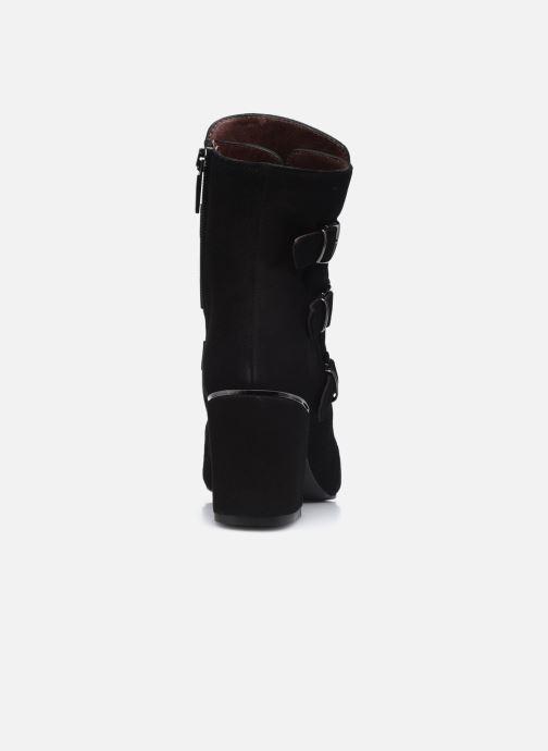 Bottines et boots Perlato 11561 Noir vue droite