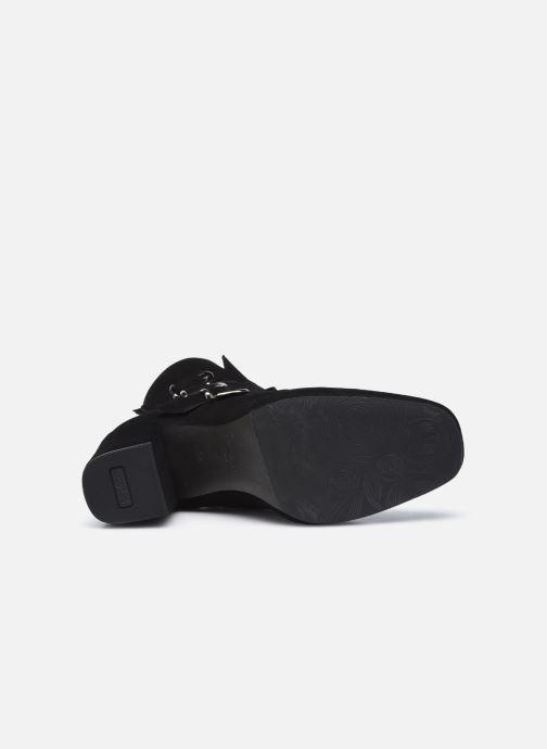 Bottines et boots Perlato 11561 Noir vue haut