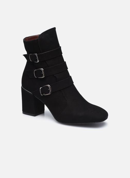 Stiefeletten & Boots Perlato 11561 schwarz detaillierte ansicht/modell