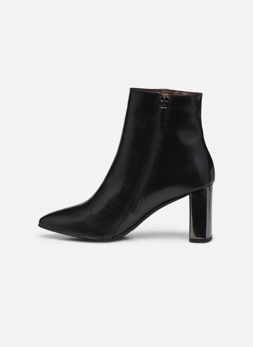 Stiefeletten & Boots Perlato 11587 schwarz ansicht von vorne