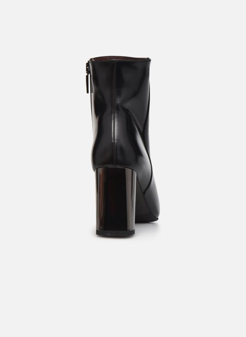 Stiefeletten & Boots Perlato 11587 schwarz ansicht von rechts
