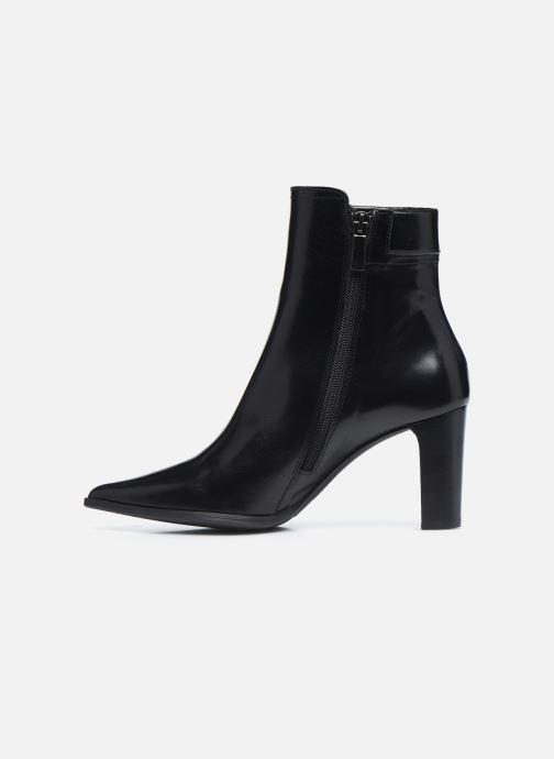Stiefeletten & Boots Perlato 11569 schwarz ansicht von vorne