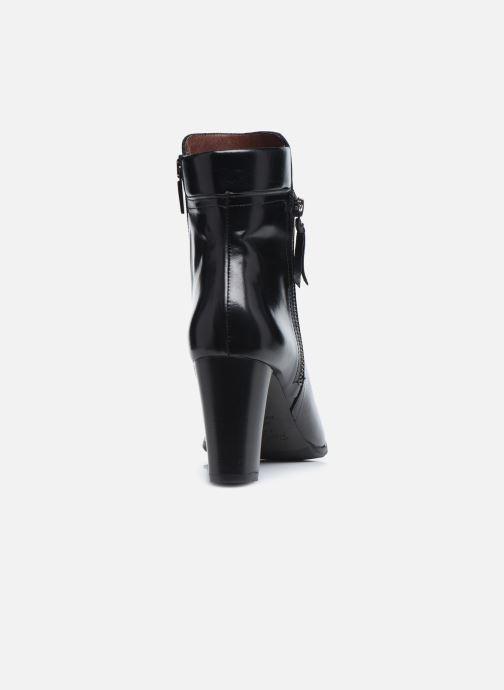 Stiefeletten & Boots Perlato 11569 schwarz ansicht von rechts