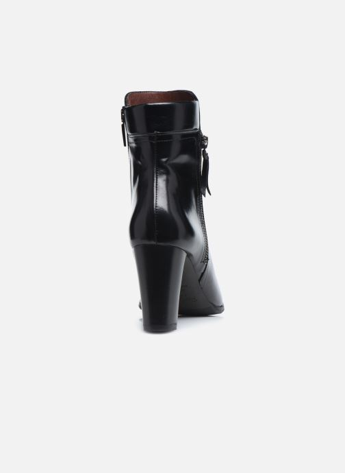 Bottines et boots Perlato 11569 Noir vue droite
