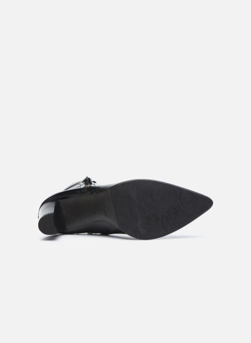 Stiefeletten & Boots Perlato 11569 schwarz ansicht von oben