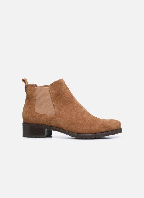 Stiefeletten & Boots Perlato 11648 braun ansicht von hinten