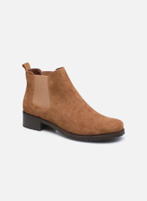 Bottines et boots Perlato 11648 Marron vue détail/paire