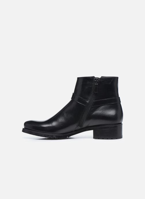 Stiefeletten & Boots Perlato 11647 schwarz ansicht von vorne