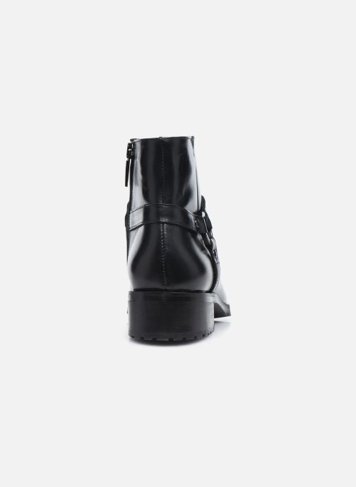 Stiefeletten & Boots Perlato 11647 schwarz ansicht von rechts