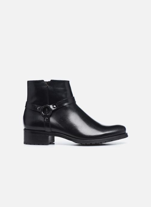 Stiefeletten & Boots Perlato 11647 schwarz ansicht von hinten