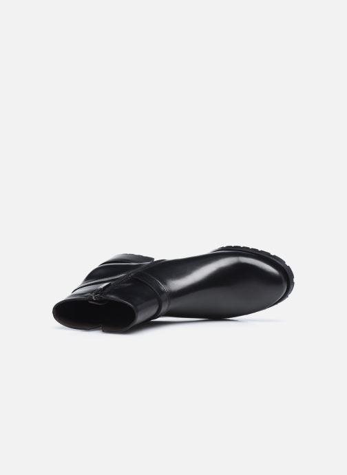 Stiefeletten & Boots Perlato 11647 schwarz ansicht von links