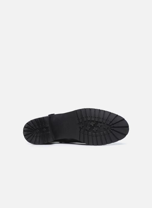 Stiefeletten & Boots Perlato 11647 schwarz ansicht von oben