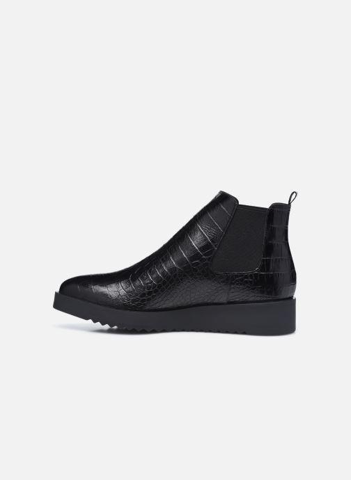 Stiefeletten & Boots Perlato 11642 schwarz ansicht von vorne