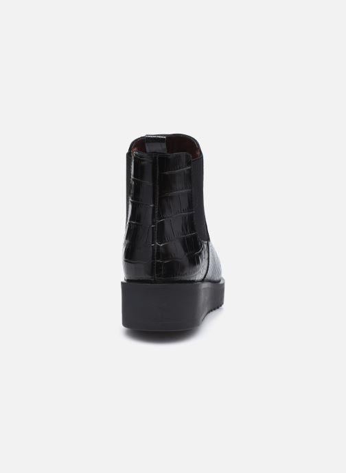 Stiefeletten & Boots Perlato 11642 schwarz ansicht von rechts