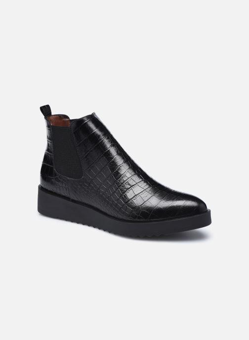 Stiefeletten & Boots Perlato 11642 schwarz detaillierte ansicht/modell