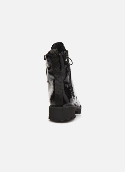 Bottines et boots Remonte Timo Noir vue droite