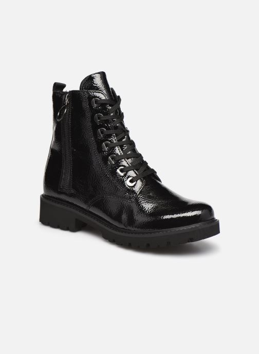 Bottines et boots Remonte Timo Noir vue détail/paire