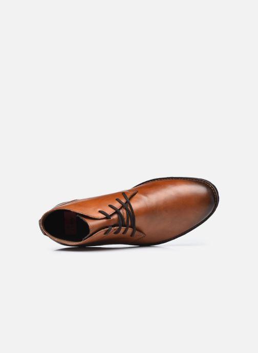 Bottines et boots Rieker Jules Marron vue gauche