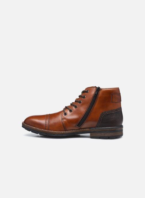 Stiefeletten & Boots Rieker Bastien braun ansicht von vorne