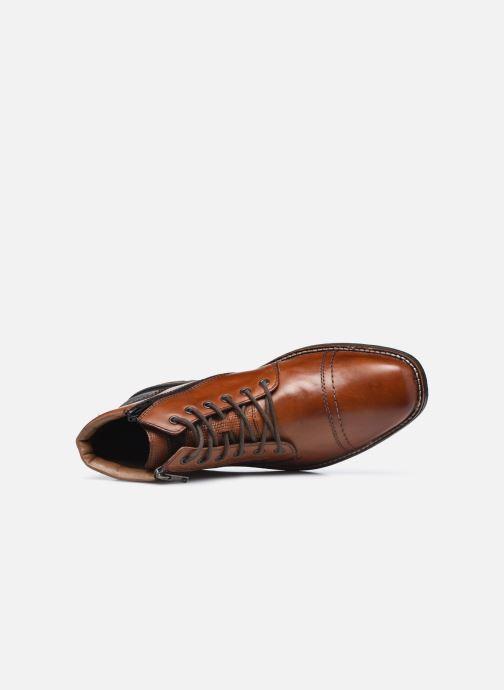 Stiefeletten & Boots Rieker Bastien braun ansicht von links