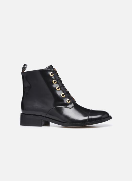 Bottines et boots Petite mendigote Vladimir Noir vue derrière
